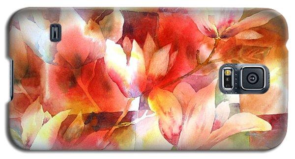 Magnolia Magic Galaxy S5 Case