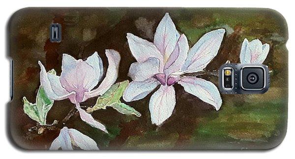 Magnolia - Painting  Galaxy S5 Case