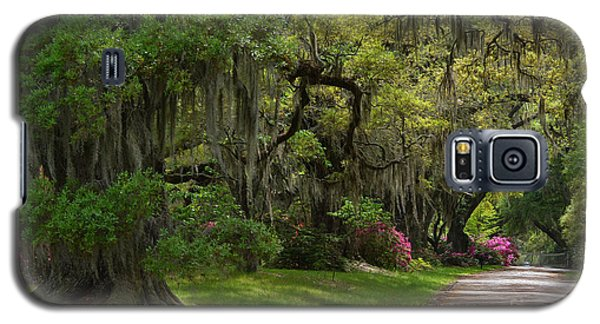 Magnolia Plantation And Gardens Galaxy S5 Case