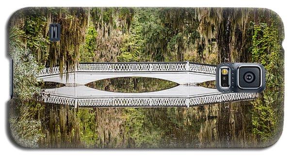 Magnolia Plantation Gardens Bridge Galaxy S5 Case