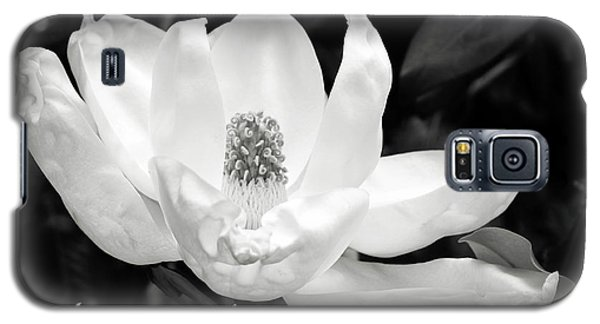 Magnolia Galaxy S5 Case - Magnolia Strong- By Linda Woods by Linda Woods