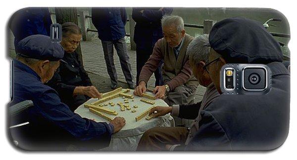 Mahjong In Guangzhou Galaxy S5 Case