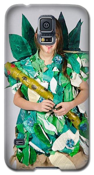 Mahko In The Jungle Book Galaxy S5 Case