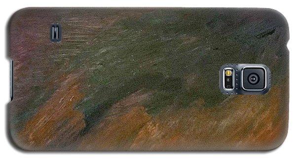 Mahogany Galaxy S5 Case