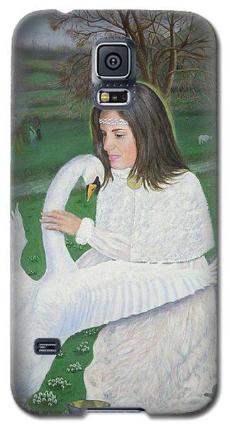Maiden Goddess Brigit - Imbolc Galaxy S5 Case