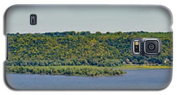 Maiden Rock, Wi Galaxy S5 Case by Dan Traun