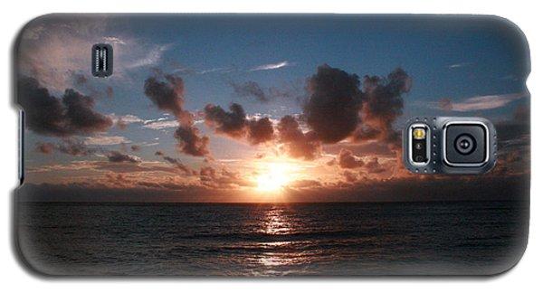 Ma'ili Sunset Galaxy S5 Case