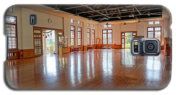 Main Room Of The Wu De Martial Arts Hall Galaxy S5 Case by Yali Shi