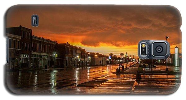 Main Street Galaxy S5 Case by Joe Scott