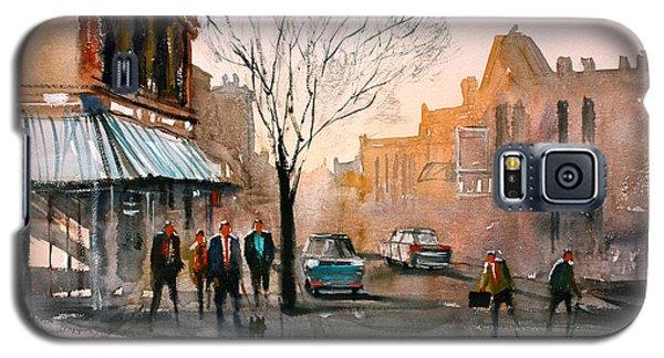 Main Street - Steven's Point Galaxy S5 Case by Ryan Radke