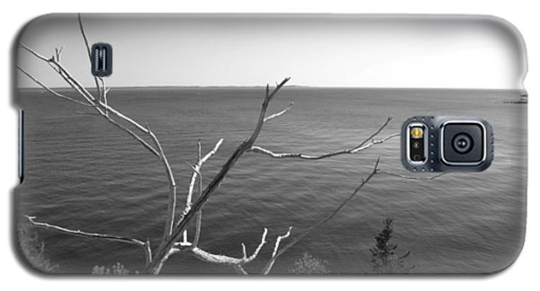 Galaxy S5 Case featuring the photograph Maine Coastline by Corinne Rhode
