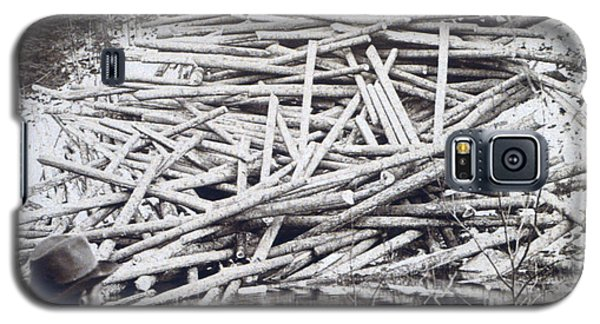 Maine Logging -  C 1903 Galaxy S5 Case