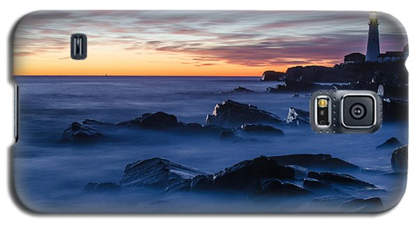 Galaxy S5 Case featuring the photograph Maine by Paul Noble
