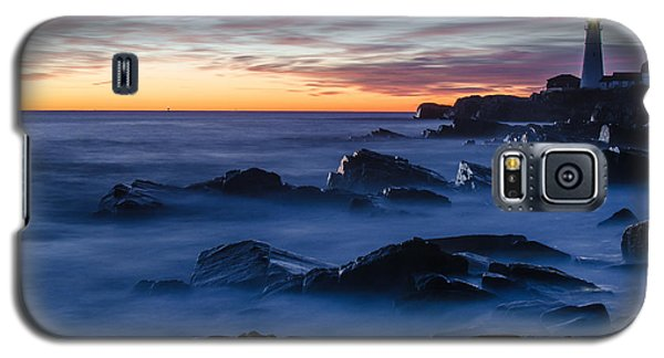 Maine Galaxy S5 Case by Paul Noble
