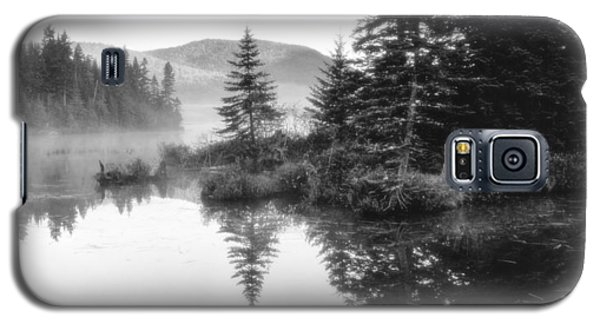 Maine Solitude Galaxy S5 Case
