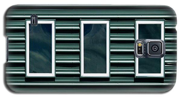 Maine Windows 2 Galaxy S5 Case
