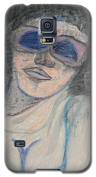Maine Woman Galaxy S5 Case