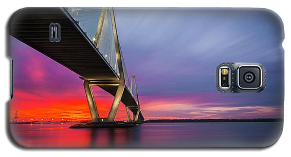 Majestic Arthur Ravenel Galaxy S5 Case by RC Pics
