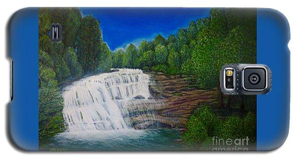 Majestic Bald River Falls Of Appalachia II Galaxy S5 Case