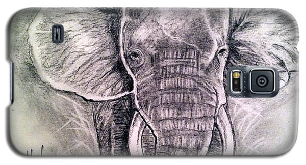 Majestic Elephant Galaxy S5 Case