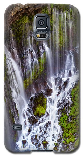 Majestic Falls Galaxy S5 Case