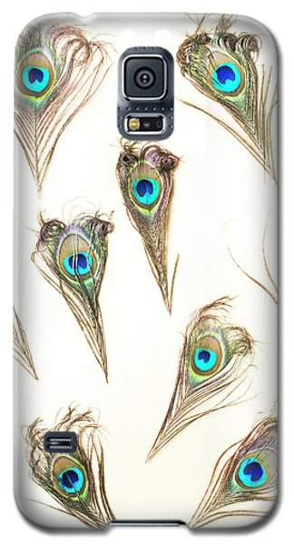 Peacock Galaxy S5 Case - Majestic Feathers by Jorgo Photography - Wall Art Gallery