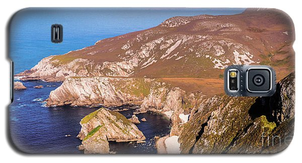 Majestic Glenlough - County Donegal, Ireland Galaxy S5 Case