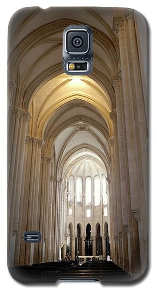 Galaxy S5 Case featuring the photograph Majestic Gothic Cathedral In Portugal by Kirsten Giving