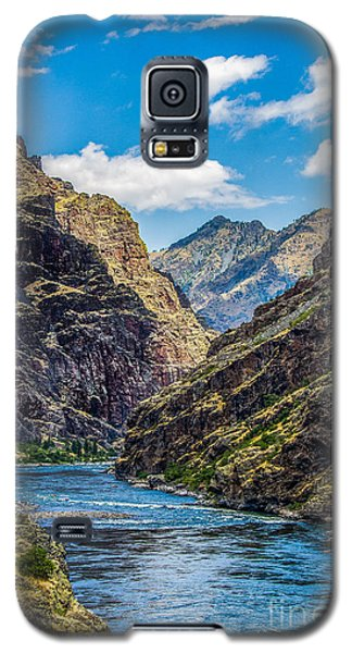Majestic Hells Canyon Idaho Landscape By Kaylyn Franks Galaxy S5 Case