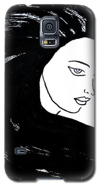 Majestic Lady J0715a Galaxy S5 Case