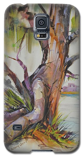 Majestic Live Oak  Galaxy S5 Case