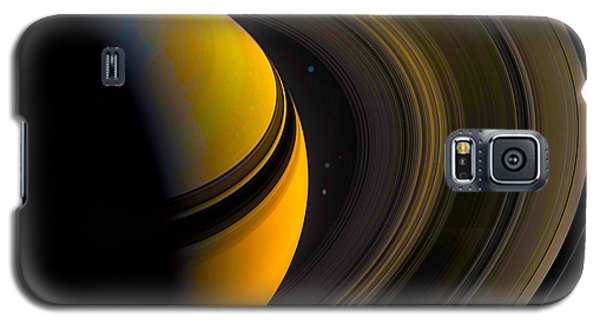 Majestic Saturn Galaxy S5 Case