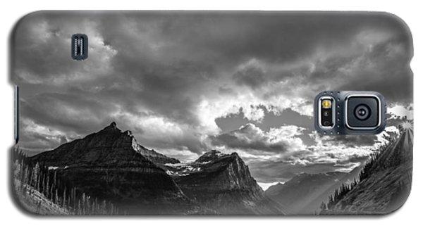Majestic Sunset Galaxy S5 Case