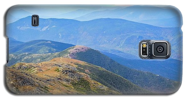Majestic White Mountains Galaxy S5 Case