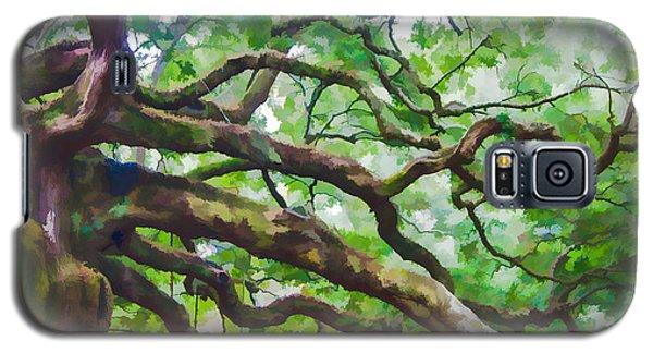 Majesty - The Angel Oak Galaxy S5 Case