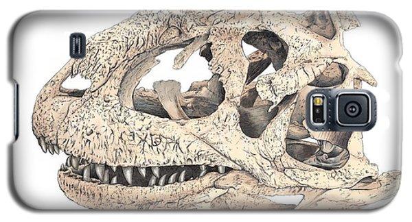 Majungasaur Skull Galaxy S5 Case