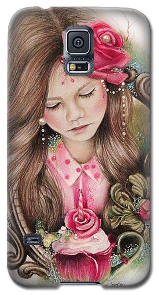 Make A Wish  Galaxy S5 Case by Sheena Pike