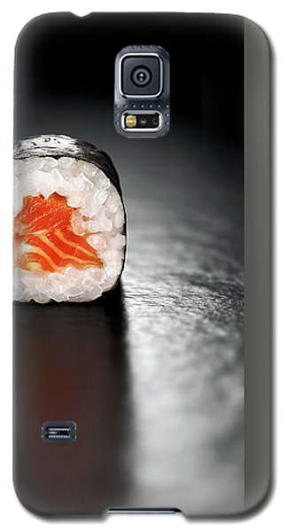 Maki Sushi Roll With Salmon Galaxy S5 Case