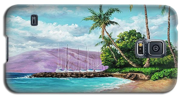 Makila Beach Galaxy S5 Case