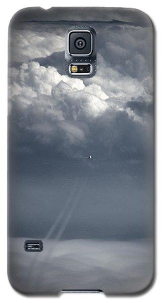 Makin Tracks Galaxy S5 Case