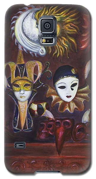 Making Faces II Galaxy S5 Case