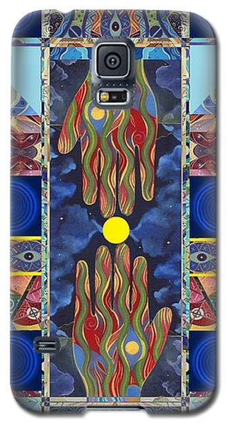 Making Magic - Take Two Galaxy S5 Case by Helena Tiainen