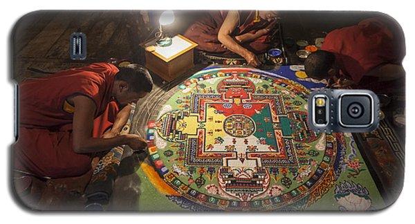 Making Of Mandala Galaxy S5 Case by Hitendra SINKAR