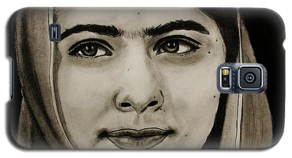 Malala Yousafzai- Teen Hero Galaxy S5 Case