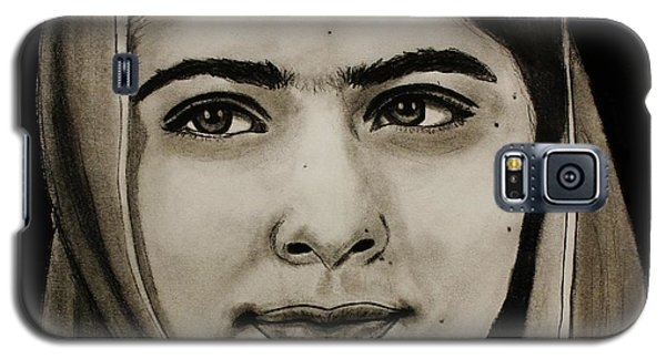 Malala Yousafzai- Teen Hero Galaxy S5 Case
