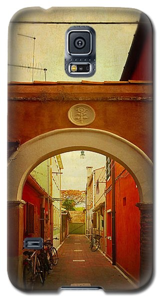 Malamocco Arch No1 Galaxy S5 Case by Anne Kotan