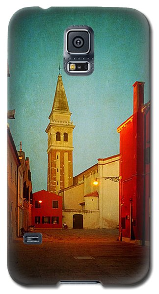Galaxy S5 Case featuring the photograph Malamocco Dusk No1 by Anne Kotan