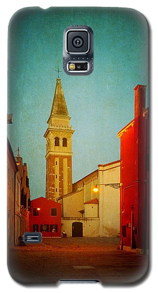 Malamocco Dusk No1 Galaxy S5 Case by Anne Kotan