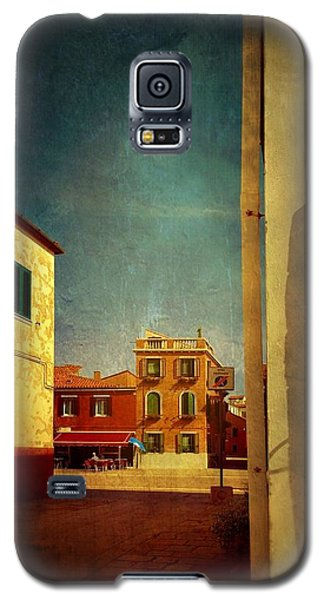 Malamocco Glimpse No1 Galaxy S5 Case by Anne Kotan