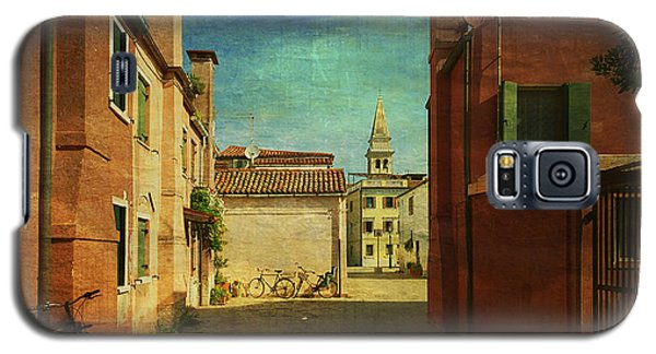 Malamocco Perspective No3 Galaxy S5 Case by Anne Kotan